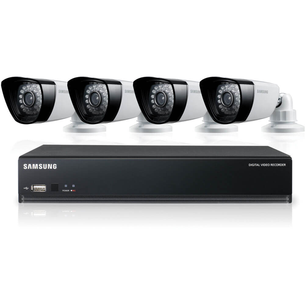 Samsung 16 Channel Digital Video Recorder (DVR) with 16 ...