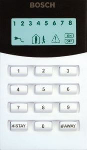 brisbane security alarm system code pad