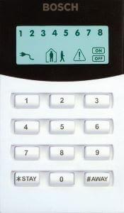 brisbane security alarm system code pad